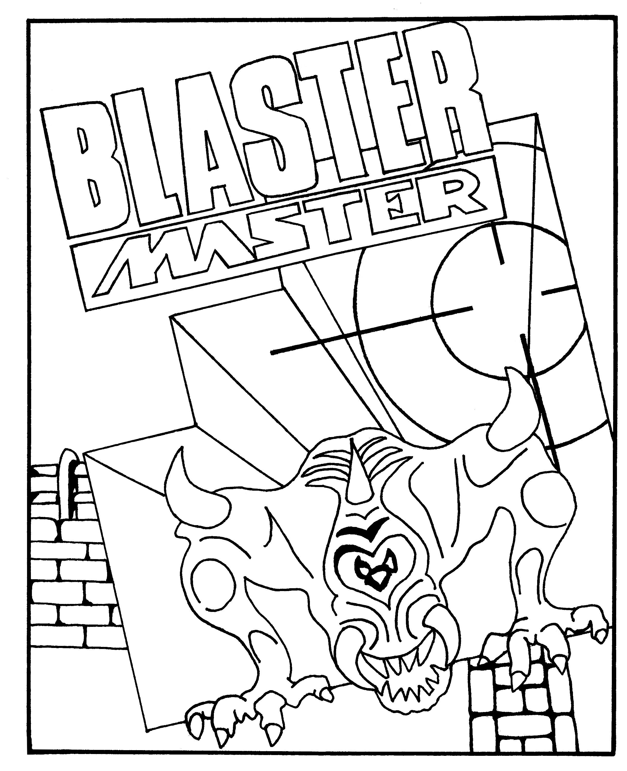 ganondorf coloring pages - photo#32